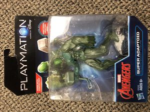 NIB. Playmation Marvel Avengers Super Adaptoid Villain Smart Figure for Sale in Victoria, TX