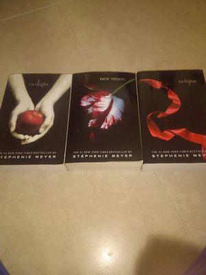Twilight books for Sale in West Palm Beach, FL