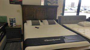 Wood Bed Frame for Sale in North Highlands, CA