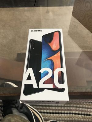 Samsung galaxy a20 T-Mobile or metro pcs for Sale in Alexandria, VA