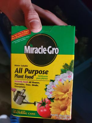 Miracle grow for Sale in Canal Winchester, OH