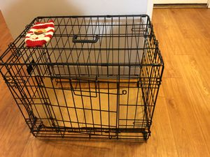 Small dog cage for Sale in Boston, MA