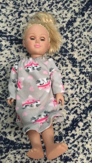 "18"" doll for Sale in La Vergne, TN"