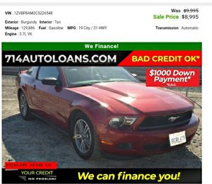 💯2012 Ford Mustang 💯 for Sale in Orange, CA
