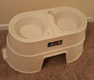 Dog bowl/feeder for Sale in Chamblee, GA