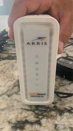 Comcast compatible router/modem ARRIS for Sale in Margate, FL