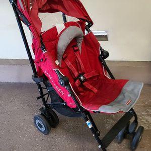 Maclaren Technic XT Stroller (USED) for Sale in Whittier, CA
