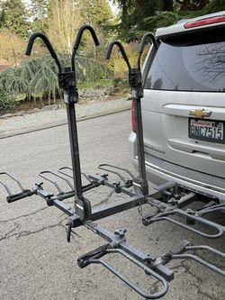 Hollywood Racks Sport Rider SE Bike Rack—4 Bikes for Sale in Washougal,  WA