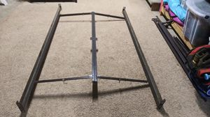 Metal bed frame adjustable for Sale in Suwanee, GA
