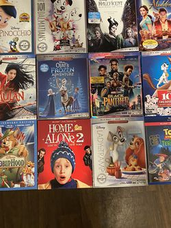 Blu-ray Movies for Sale in Dickinson,  TX