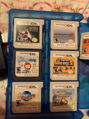 3D/DS Games (READ DESCRIPTION) for Sale in The Bronx, NY