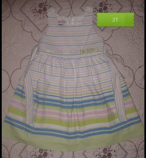 Vestido size 3T for Sale in Lynwood, CA