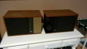 BOSE Series II Book Shelf Speakers for Sale in St. Louis, MO
