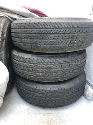 17 inch wheels and all season tires for Sale in Santa Monica, CA