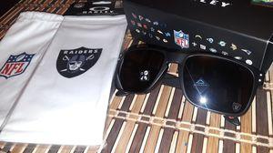 New Oakley Holbrook Oakland Raiders sunglasses for Sale in Castro Valley, CA