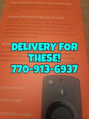 Amazon FireTvStick for Sale in Atlanta, GA