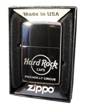 Hard Rock Cafe PICCADILLY CIRCUS Collectible ZIPPO Lighter for Sale in Round Lake, IL