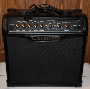 Line 6 Spider IV 15w Amp for Sale in Poway, CA