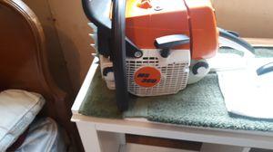 Ms360 stihl clone chainsaw for Sale in Olympia, WA