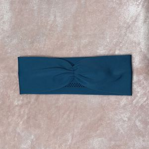 Alo Yoga Airlift Headband Deep Jade for Sale in South Gate, CA