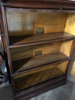 Two Globe and Wernicke lawyers bookshelves for Sale in Annapolis, MD