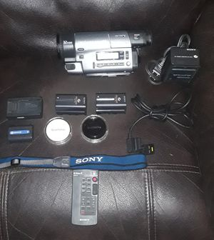 Sony video camara for Sale in Banning, CA