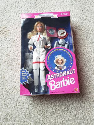 Astronaut barbie for Sale in Tigard, OR