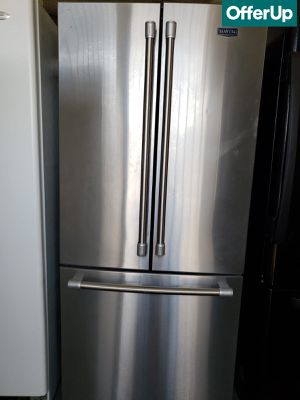 🚚💨With Icemaker Maytag Refrigerator Fridge Free Delivery #878🚚💨 for Sale in Rialto, CA
