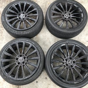 """Mercedes Benz Rims 19"""" for Sale in The Bronx, NY"""