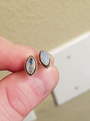 Moonstone Sterling earrings for Sale in Nashville, TN