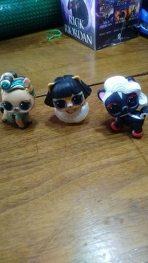 3 LOL Surprise Doll Pets for Sale in Mesa, AZ