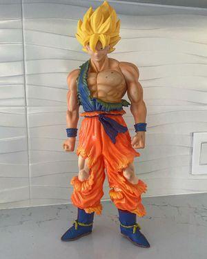HUGE Super Saiyan 1 Torn Goku - Dragon Ball Z | DBZ DBS Figure Model Collectible for Sale in Miami Beach, FL