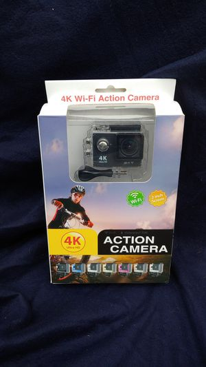4K Action camera for Sale in Virginia Beach, VA