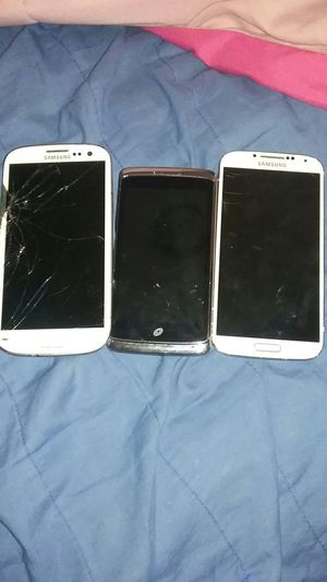 Samsung Smartphones Galaxy S3 S4 UMX for Sale in Washington, DC