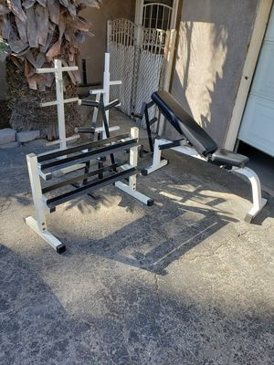 Workout / fitness equipment for Sale in Highland, CA