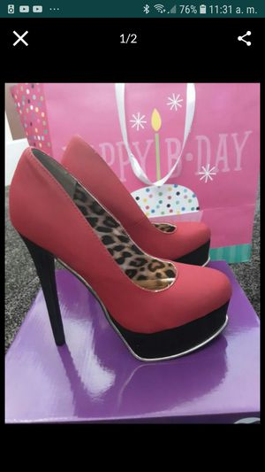 New Heels size 6 for Sale in Perris, CA