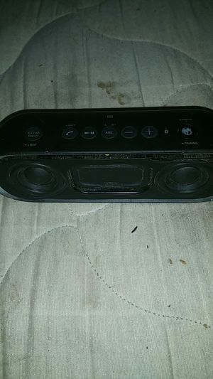 Sony blue tooth speaker for Sale in New Martinsville, WV