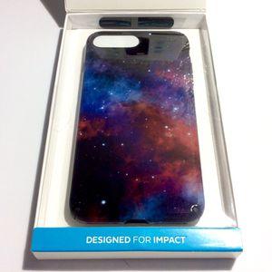 iPhone 7 Plus Speck Presidio Inked Milky Way Glossy Black Slim Case SEALED BRAND NEW for Sale in San Diego, CA