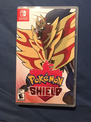Pokemon Shield for Nintendo Switch for Sale in Hagerstown, MD