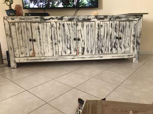 FREE CONSOLE CABINET for Sale in Pompano Beach, FL