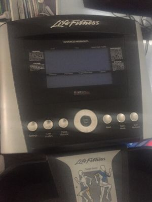 Life fitness elliptical /x1 with heart rate monitor for Sale in Hialeah, FL