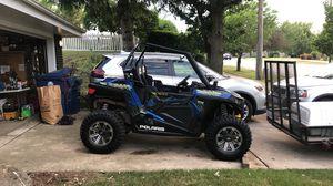 2017 Polaris RZR 900 trail for Sale in Palos Hills, IL