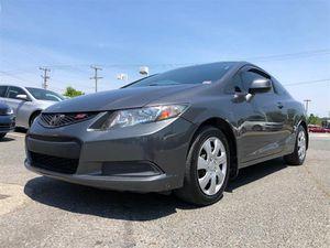 2013 Honda Civic Cpe for Sale in Fredericksburg, VA