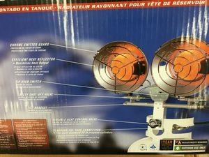 Two Cone Ambient Heater for Sale in Houston, TX