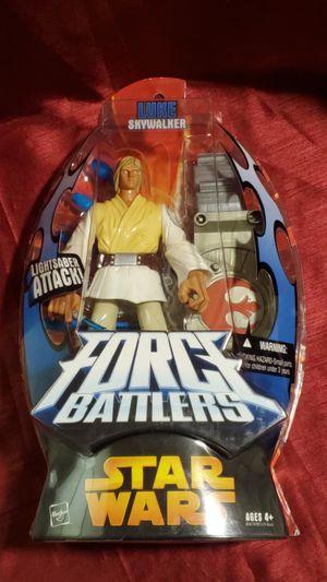 Star Wars Force Battlers Luke Skywalker for Sale in Pico Rivera, CA