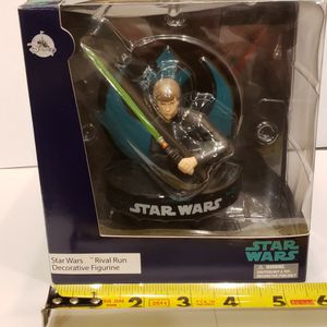 Run Disney Star Wars Rival Run 2019 Weekend Figure Light and Dark Sides for Sale in Orlando, FL