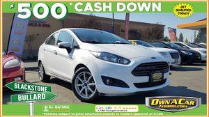 2016 Ford Fiesta for Sale in Fresno , CA