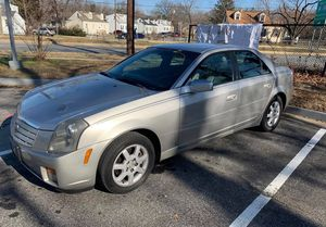Cadillac CTS 2007 automatic clean title asking for $3000 for Sale in Suitland, MD