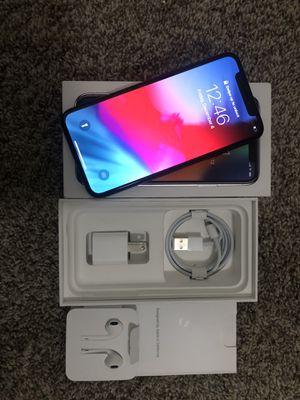 Apple iPhone X - 256 GB - Space Gray att for Sale in Nashville, TN