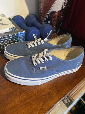Blue Vans shoes for Sale in West Covina, CA